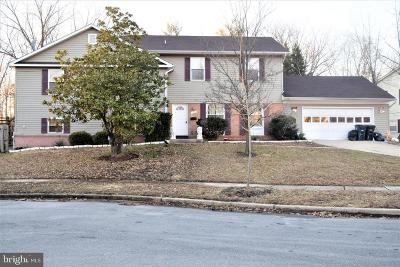 Laurel Single Family Home For Sale: 11704 Montague Drive