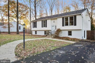Bowie Rental Under Contract: 13218 Pine Road