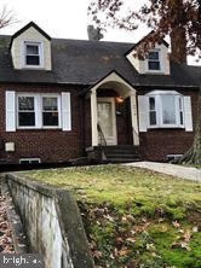 Hyattsville Rental For Rent: 5019 56th Avenue
