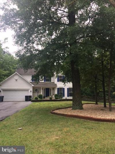 Glenn Dale Single Family Home For Sale: 8101 Cedargate Place