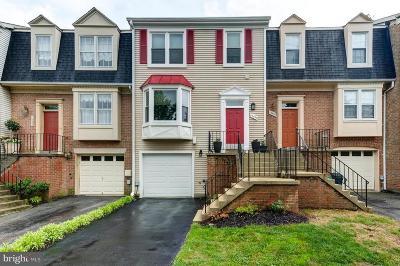 Laurel Townhouse For Sale: 14636 Cambridge Circle