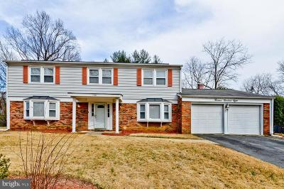 Upper Marlboro Single Family Home For Sale: 1308 Pickering Circle