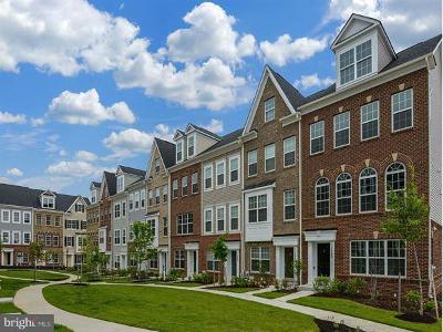 Beltsville Townhouse For Sale: Brickyard Boulevard- Arcadia