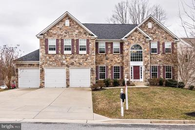 Upper Marlboro Single Family Home For Sale: 4807 Wild Horse Court