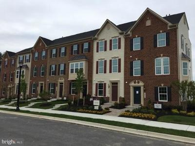 Upper Marlboro Townhouse Under Contract: 10506 Rawlins Lane
