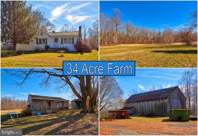 Brandywine Farm Under Contract: 13705 Molly Berry Road