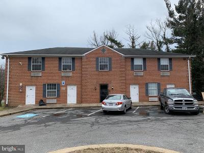 Anne Arundel County, Calvert County, Charles County, Prince Georges County, Saint Marys County Commercial For Auction: 5121 Henderson Road