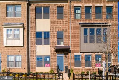 Hyattsville Townhouse For Sale: 4708 Underwood Street