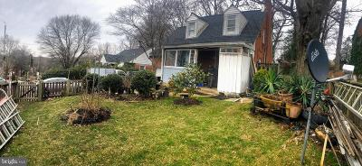 Oxon Hill Single Family Home Active Under Contract: 5610 Shawnee Drive