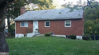 Morningside Single Family Home For Sale: 4102 Skyline Drive