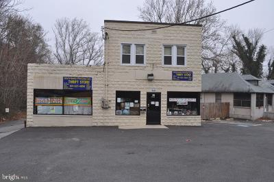 Anne Arundel County, Calvert County, Charles County, Prince Georges County, Saint Marys County Commercial For Sale: 14940 Main Street
