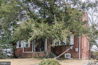 Temple Hills Single Family Home For Sale: 4102 23rd Place
