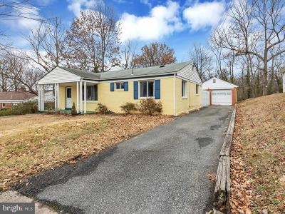 Hyattsville Rental For Rent: 3408 Rutgers Street