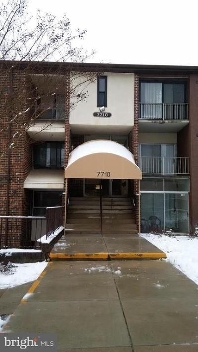 Greenbelt Condo For Sale: 7710 Hanover Parkway #204