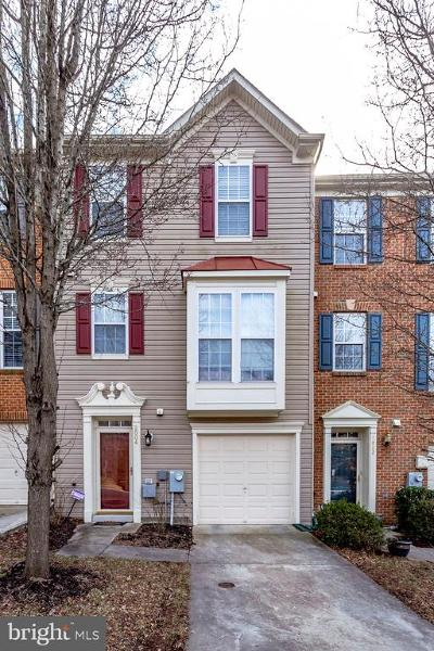 Fort Washington Townhouse Under Contract: 3004 Gallop Way