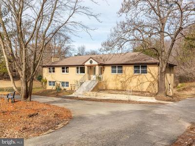 Denton, Church Hill, Annapolis, Stevensville, Upper Marlboro, Easton, Brandywine Single Family Home For Sale: 11706 Van Brady Road