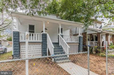 Mount Rainier Single Family Home For Sale: 3704 34th Street