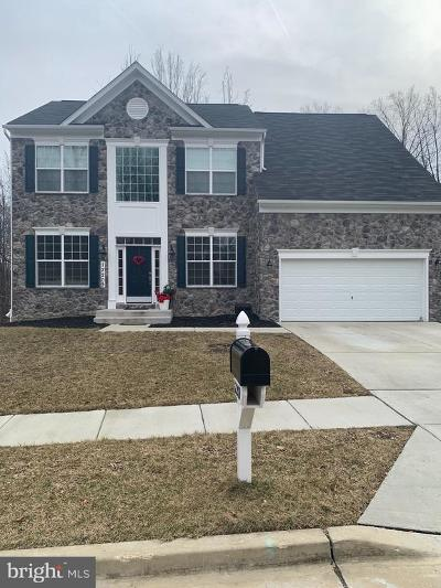 Upper Marlboro Single Family Home For Sale: 12209 Wallace Landing Court