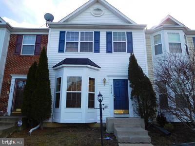 Brandywine Townhouse For Sale: 7105 Mad Anthony Court