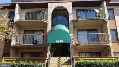 Greenbelt Rental For Rent: 6926 Hanover Parkway #2