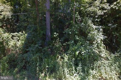 Hyattsville Residential Lots & Land For Sale: 2624 Cool Spring Road
