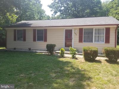 Accokeek Single Family Home For Sale: 16852 Holly Way