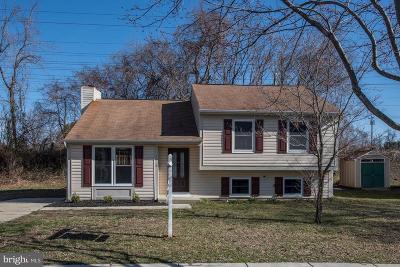 Upper Marlboro Single Family Home For Sale: 9510 Merikern Lane