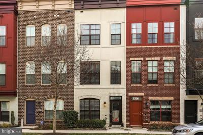 Hyattsville Townhouse For Sale: 5711 45th Avenue