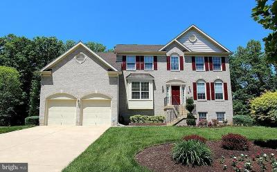 Upper Marlboro Single Family Home Active Under Contract: 1707 Mallard Court