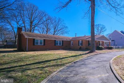 Accokeek Single Family Home Active Under Contract: 15500 Livingston Road