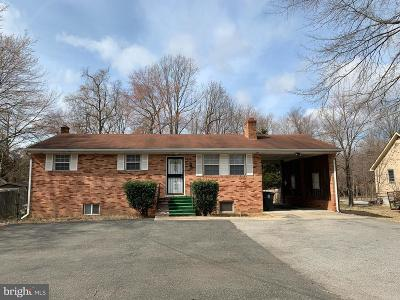 Brandywine Single Family Home For Sale: 13211 Brandywine Road