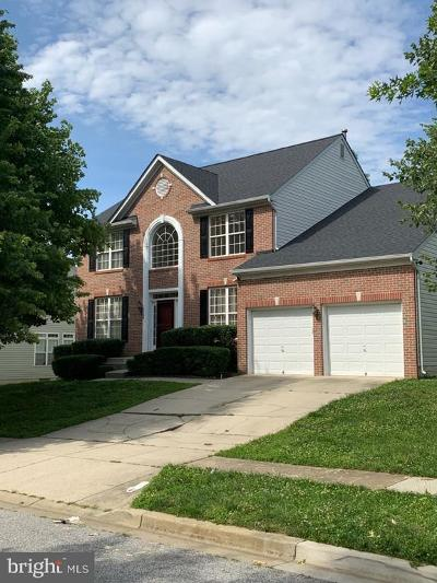 Upper Marlboro Single Family Home For Sale: 1106 Whistling Duck Drive