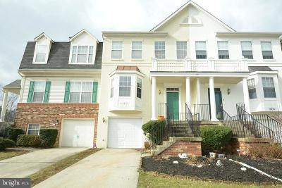 Upper Marlboro Townhouse For Sale: 14121 Silver Teal Way