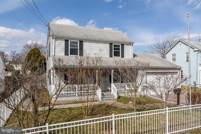 Hyattsville Single Family Home For Sale: 2006 Roanoke Street