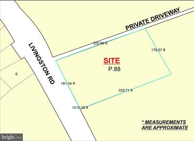 Oxon Hill Residential Lots & Land For Sale: 5612 Livingston Road
