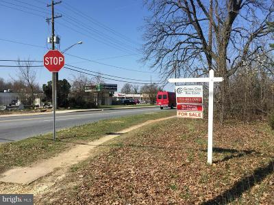 Oxon Hill Residential Lots & Land For Sale: Bock Road