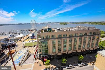National Harbor, Fleet Street Condo, Fleet Street Condominiums, One National Harbor Cond, Potomac Overlook, Potomac Overlook Condo, The Haven Condo For Sale: 147 Waterfront Street #301