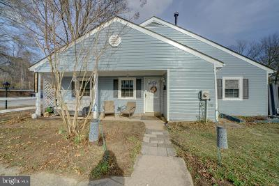 Laurel Single Family Home Under Contract: 12217 Pheasant Run Drive