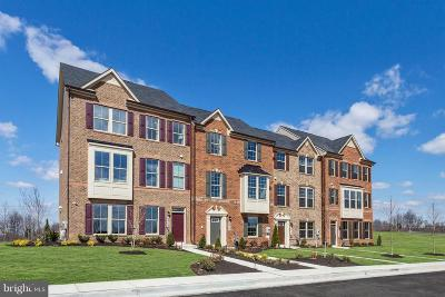 Upper Marlboro Townhouse For Sale: 6006 Ella Beall Court