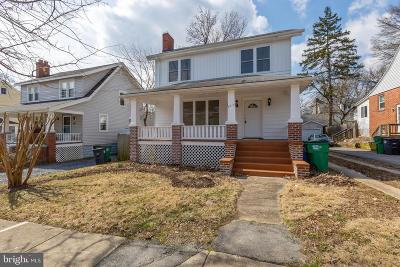 Riverdale Single Family Home For Sale: 6212 44th Avenue