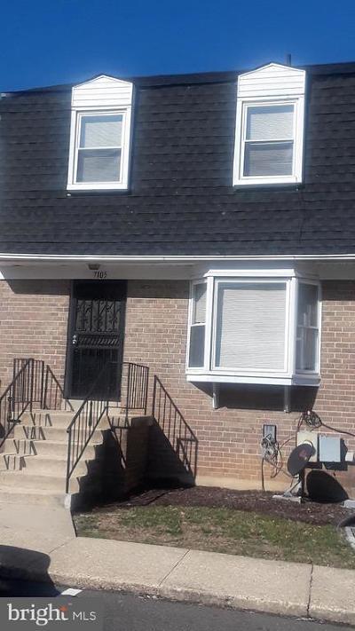 District Heights Rental For Rent: 7105 Cross Street