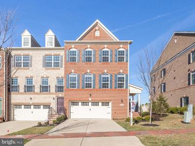 Upper Marlboro Townhouse For Sale: 15715 Tibberton Terrace
