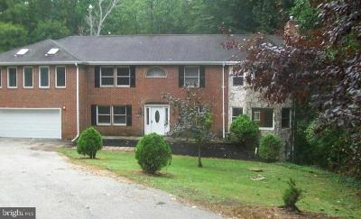 Upper Marlboro Single Family Home For Sale: 14601 Brock Hall Drive