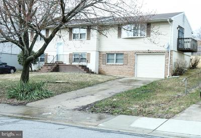 Capitol Heights Single Family Home For Sale: 6614 Valley Park Road