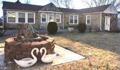 Beltsville Single Family Home Active Under Contract: 5019 Naples Avenue