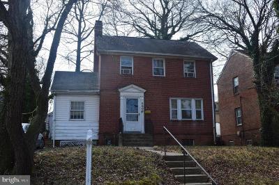Bladensburg Single Family Home For Sale: 5209 Varnum Street
