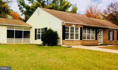 Upper Marlboro MD Single Family Home For Sale: $313,000
