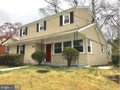 Temple Hills Rental For Rent: 2509 Berkley Street