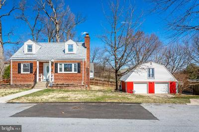 Beltsville Single Family Home For Sale: 4304 Usange Street