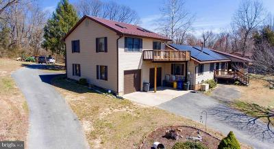 Brandywine Single Family Home For Sale: 16415 River Airport Road